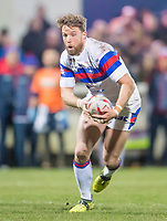 Picture by Allan McKenzie/SWpix.com - 09/02/2018 - Rugby League - Betfred Super League - Wakefield Trinity v Salford Red Devils - The Mobile Rocket Stadium, Wakefield, England - Danny Kirmond.