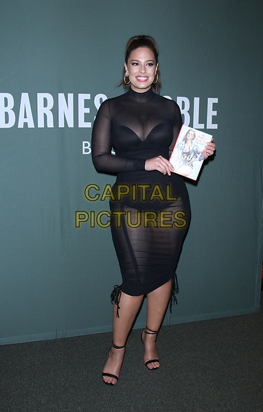 NEW YORK, NY - MAY 9: Ashley Graham  at Barnes &amp; Noble signing copies of her new book A New Model: What Confidence, Beauty, &amp; Power Really Look Like in New York City on May 9,  2017. <br /> CAP/MPI/RW<br /> &copy;RW/MPI/Capital Pictures