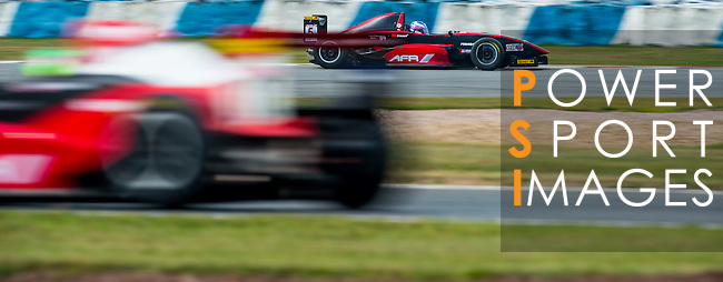 Liang Jia Tong of BlackArts Racing (KCMG) drives during the 2015 AFR Series as part the 2015 Pan Delta Super Racing Festival at Zhuhai International Circuit on September 20, 2015 in Zhuhai, China.  Photo by Aitor Alcalde/Power Sport Images
