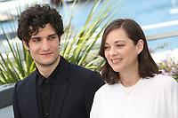 LOUIS GARREL AND MARION COTILLARD - PHOTOCALL OF THE FILM 'LES FANTOMES D'ISMAEL' AT THE 70TH FESTIVAL OF CANNES 2017