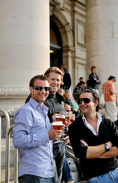 Impressions of the Zuiderzinnen festival in Antwerp (Belgium, 21/09/2008)