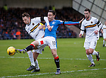 Barrie McKay and Scott Taggart
