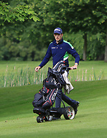 Simon Thornton (Simon Thornton Golf) on the 9th fairway during Round 1 of the Titleist &amp; Footjoy PGA Professional Championship at Luttrellstown Castle Golf &amp; Country Club on Tuesday 13th June 2017.<br /> Photo: Golffile / Thos Caffrey.<br /> <br /> All photo usage must carry mandatory copyright credit     (&copy; Golffile | Thos Caffrey)