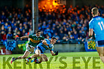 Paul Murphy Kerry in action against Darren Daly  Dublin during the Allianz Football League Division 1 Round 3 match between Kerry and Dublin at Austin Stack Park in Tralee, Kerry on Saturday night.