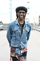 AUG 03 Nile Rodgers opens Meltdown Festival at Royal Festival Hall in London, UK