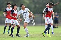 Lakewood Ranch, FL - December 02, 2018: U-18/19 Boys U.S. Soccer Development Academy - Winter Showcase on Sunday, December 2nd, 2018, at Premier Sports Campus in Lakewood Ranch, FL.