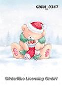 Roger, CHRISTMAS ANIMALS, WEIHNACHTEN TIERE, NAVIDAD ANIMALES, paintings+++++,GBRM0347,#XA#