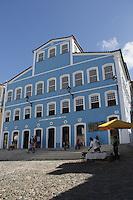 SALVADOR, BA, 23.03.2013 - PELOURINHO-BA - Imagem de arquivo da Fundação Casa de Jorge Amado, no Pelourinho, Centro Histórico de Salvador - BA. (Foto: Joá Souza / Brazil Photo Press).