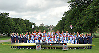 Windsor, Great Britain,   Team GB, 2012 Olympic games, London, Rowing Team announcement  photocall  The Long Walk, Windsor Great Park, Windsor, Berks Wednesday  06/06/2012 . . [Mandatory Credit. Peter Spurrier/Intersport Images]