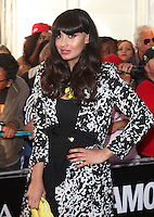 Jameela Jamil<br /> arriving for the &quot;2013 Glamour Awards&quot;, Berkeley Square, London. Picture by: Lexie Appleby/Snappers/DyD Fotografos 04/06/2013
