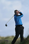 Day two of the Irish PGA championship at Seapoint Golf Club, Richard Whitford, Knock on the 10th tee...Picture Jenny Matthews/Newsfile.ie
