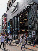 Gesch&auml;ft in Nampo-dong, Busan, Gyeongsangnam-do, S&uuml;dkorea, Asien<br /> shop in Nampo-dong, Busan,  province Gyeongsangnam-do, South Korea, Asia