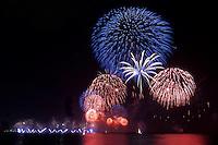 Kuwait Constitution Golden Jubilee Fireworks Celebration