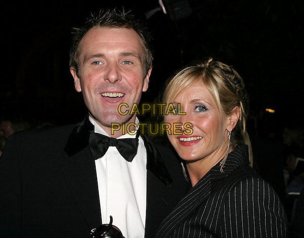 PHIL TUFNELL & GIRLFRIEND DAWN.National Television Awards, Royal Albert Hall.www.capitalpictures.com.sales@capitalpictures.com.© Capital Pictures.