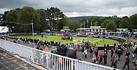 DUBLIN - SEPTEMBER 09: Scenes from the first day of Irish Champions weekend at Leopardstown Racecourse in Leopardstown, Co. Dublin, Ireland. (Photo by Sophie Shore/Eclipse Sportswire/Getty Images)