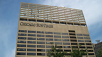Chicago Sun Times Building Illinois USA<br />