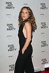 Actress Margarita Levieva attends the 2016 Whitney Art Party, at The Whitney Museum of American Art on 99 Gansevoort Street in New York City, on November 15, 2016.
