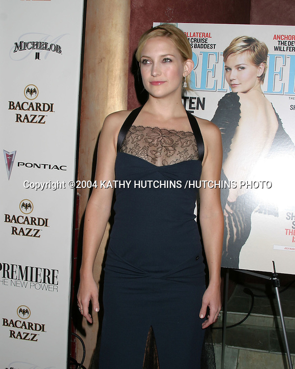 ©2004 KATHY HUTCHINS /HUTCHINS PHOTO.THE NEW POWER OF HOLLYWOOD.PREMIERE MAGAZINE PARTY.HOLLYWOOD, CA.JUNE 2, 2004..KATE HUDSON