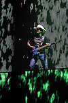Brad Paisley performs in concert at the Superpages.com Center in Dallas on August 7, 2010. (photo by Khampha Bouaphanh)