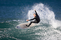 WAYNE 'RABBIT' BARTHOLOMEW (AUS) .JEFFREYS BAY  Supertubes break, Jeffreys Bay, South Africa. Photo: joliphotos.com