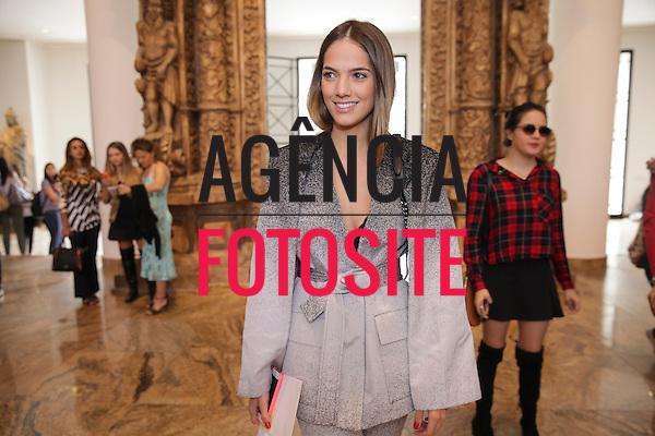 Bianca Quagliato  <br /> <br /> <br /> Reinaldo Louren&ccedil;o<br /> <br /> S&atilde;o Paulo Fashion Week- Ver&atilde;o 2016<br /> Abril/2015<br /> <br /> foto: Midori de Lucca/ Ag&ecirc;ncia Fotosite