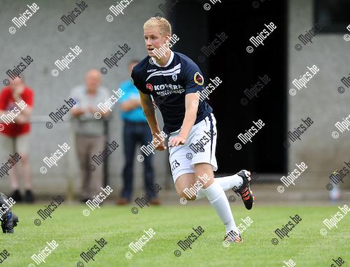 2012-07-12 / Voetbal / seizoen 2012-2013 / KSK Heist / Jasper Janssens..Foto: Mpics.be