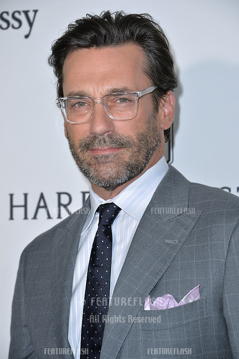 LOS ANGELES, CA. October 27, 2016: Jon Hamm at the 2016 amfAR Inspiration Gala at Milk Studios, Los Angeles.<br /> Picture: Paul Smith/Featureflash/SilverHub 0208 004 5359/ 07711 972644 Editors@silverhubmedia.com