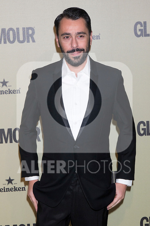 26.06.2012. 10th Anniversary of Glamour Magazine at the Embassy of Italy in Madrid. In the image Juanjo Oliva (Alterphotos/Marta Gonzalez)