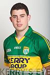 Michael Geaney, Kerry Senior Football team 2012.