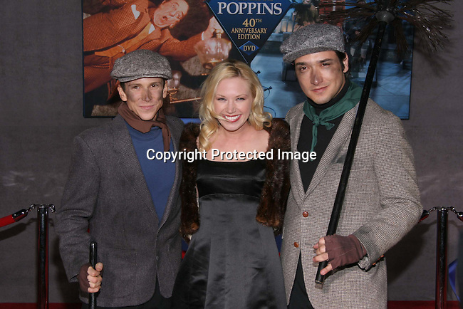Adrienne Frantz &amp; chimney sweeps<br />