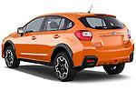 Car pictures of rear three quarter view of 2015 Subaru XV-Crosstrek Premium 5 Door SUV Angular Rear