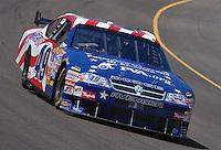 Apr 19, 2007; Avondale, AZ, USA; Nascar Nextel Cup Series driver Mike Bliss (49) during practice for the Subway Fresh Fit 500 at Phoenix International Raceway. Mandatory Credit: Mark J. Rebilas