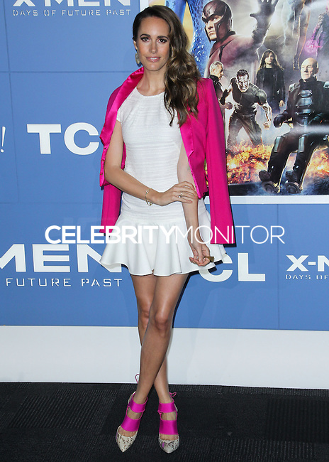 "NEW YORK CITY, NY, USA - MAY 10: Louise Roe at the World Premiere Of Twentieth Century Fox's ""X-Men: Days Of Future Past"" held at the Jacob Javits Center on May 10, 2014 in New York City, New York, United States. (Photo by Jeffery Duran/Celebrity Monitor)"