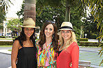 All My Children's Denise Vasi - Christina Lind - Stephanie Gatschet at the Painting Party on May 15, 2011 on Marco Island, Florida - SWSL Soapfest Charity Weekend May 14 & !5, 2011 benefitting several children's charities including the Eimerman Center providing educational & outreach services for children for autism. see www.autismspeaks.org. (Photo by Sue Coflin/Max Photos)