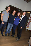 "Eric Marstolf - Christian LeBlanc - Melissa Archer at Southwest Florida SoapFest's Celebrity Weekend came to see Tom Pelphrey doing A Night at the Theatre performing ""My Italy Story"" benefitting the Apothecary Theatre Company at the Rose History Auditorium on November 11, 2012 in Marco Island, Florida. (Photo by Sue Coflin/Max Photos)"