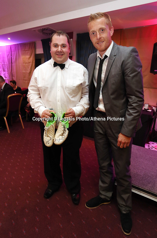 Pictured: Garry Monk. Wednesday 10 April 2013<br />