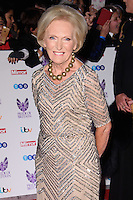 Mary Berry<br /> at the Pride of Britain Awards 2016, Grosvenor House Hotel, London.<br /> <br /> <br /> ©Ash Knotek  D3191  31/10/2016