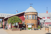The Silo Building and Centennial Farm at OC Fair & Event Center in Costa Mesa