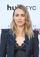 "6 August 2019 - Westwood, California - Yvonne Strahovski. Hulu's ""The Handmaid's Tale"" Celebrates Season 3 Finale held at Regency Village Theatre.   <br /> CAP/ADM/FS<br /> ©FS/ADM/Capital Pictures"