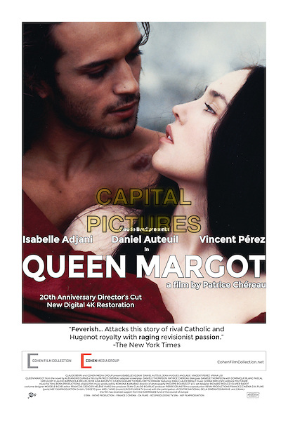 Queen Margot (1994) <br /> (La reine Margot)<br /> POSTER ART<br /> *Filmstill - Editorial Use Only*<br /> CAP/KFS<br /> Image supplied by Capital Pictures