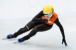 Lara Van Ruijven of Netherlands during the Short Track Speed Skating as part of the 2014 Sochi Olympic Winter Games at Iceberg Skating Palace on February 10, 2014 in Sochi, Russia. Photo by Victor Fraile / Power Sport Images