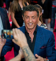 'The Expendable 3' Movie Premiere in Paris - France