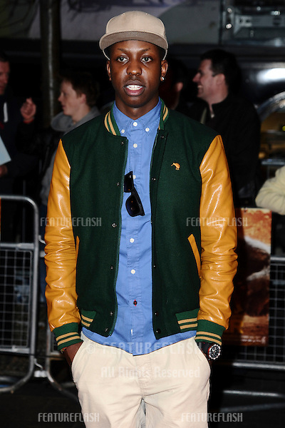 "Jamal Edwards at the ""John Carter"" premiere at the BFI South Bank, London. 02/03/2012 Picture by: Steve Vas / Featureflash"