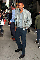 NEW YORK, NY- October 8: Will Smith at The Late Show With Stephen Colbert promoting Gemini Man on October 08, 2019 in New York City.<br /> CAP/MPI/RW<br /> ©RW/MPI/Capital Pictures