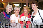 Pictured at the Launch of a Coffee Morning which will tale place next friday in aid of Active Heart, Tralee at the Brogue Inn on Friday were Chris Griffin, Reenie O'Brien, Geraldine Twohey and Therese Collins
