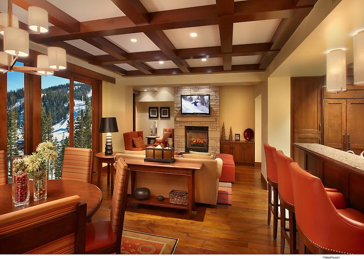 Hospitality Hotel Resort Ritz Carlton by Tahoe Mountain Resorts