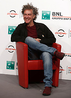 "Il regista francese Jean-Stéphane Sauvaire posa durante il photocall per la presentazione del film ""Une priore avant l'aube"" alla Festa del Cinema di Roma, 2 novembre 2017.<br /> French director Jean-Stéphane Sauvaire  poses for a photocall to present his movie ""Une priore avant l'aube"" during the international Rome Film Festival at Rome's Auditorium, November 2, 2017 .<br /> UPDATE IMAGES PRESS/Isabella Bonotto"