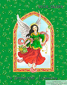 Ingrid, HOLY FAMILIES, HEILIGE FAMILIE, SAGRADA FAMÍLIA, paintings+++++,USISGA38S,#XR# angels ,vintage