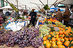 Market Day in Alcudia, Majorca, Spain