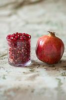 Gastronomie Générale/ Grenade //   Pomegranate